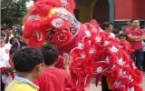 Kemeriahan Imlek Di Kuil Sham PhoKong