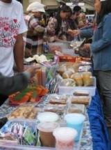 Berburu Takjil di Pasar Ramadhan ITN 2Malang
