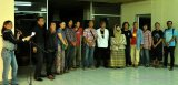 "Pendeklarasian  ""Seni Untuk Indonesia LebihBaik"""